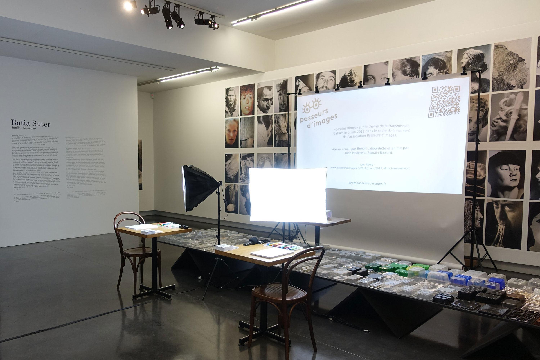 Passeurs D Images Drawn Cinema Workshop Benoit Labourdette